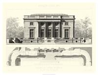Palais Du Petit Trianon Fine-Art Print