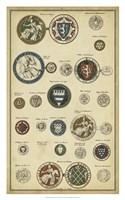 Imperial Crest II Fine-Art Print