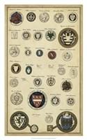 Imperial Crest III Fine-Art Print