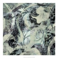 Layered Patterns I Fine-Art Print