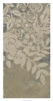 Linen Chintz I Fine-Art Print