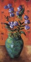 Tropica blue Fine-Art Print