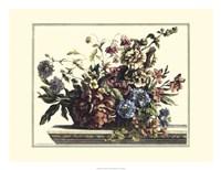 Basket of Flowers I Fine-Art Print