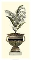 Elegant Urn with Foliage II Fine-Art Print