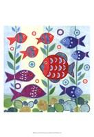 Ocean Fish II Fine-Art Print