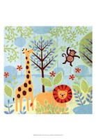 Jungle Buddies Fine-Art Print
