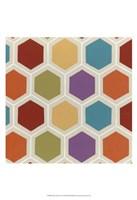 Retro Pattern IV Fine-Art Print