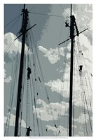 Caribbean Vessel IV Fine-Art Print