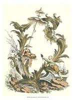 Asian Garden III Fine-Art Print