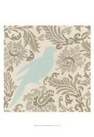 Island Tapestry I Fine-Art Print