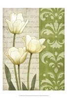 White Tulips Fine-Art Print