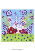 Ladybug Spots Fine-Art Print