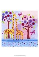 Tree tops Fine-Art Print