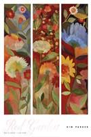 Red Garden Fine-Art Print