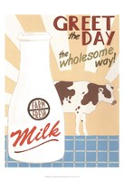 Farm-Fresh Milk Fine-Art Print