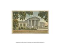 Supreme Court Building, Wash, D.C. Fine-Art Print