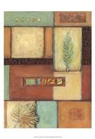 Nature Collage I Fine-Art Print