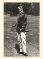 Harper's Weekly Tennis IV Fine-Art Print