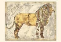 Royal Lion Fine-Art Print
