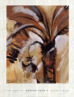 Havana Palm II Fine-Art Print