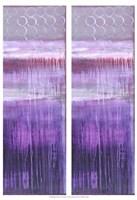 2-Up Purple Rain II Fine-Art Print