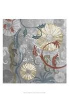 Seahorse Collage I Fine-Art Print