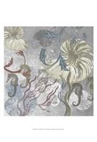 Seahorse Collage II Fine-Art Print