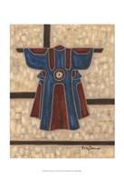 Primary Kimono I Fine-Art Print