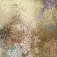 Cherry Blossom Abstract I Fine-Art Print