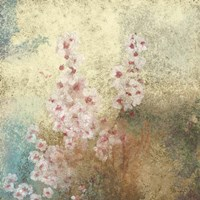 Cherry Blossom Abstract II Fine-Art Print