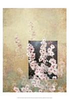 Cherry Blossom Abstract III Fine-Art Print