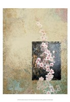 Cherry Blossom Abstract IV Fine-Art Print