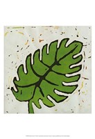 Planta Green I Fine-Art Print