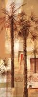 Palm Panel I Fine-Art Print