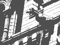 Gargoyle Statue Fine-Art Print