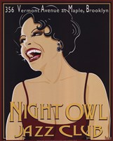 Nite Owl Fine-Art Print
