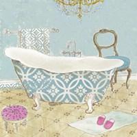 Dream Bath II - Mini Fine-Art Print