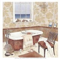 Spice Bath II - Mini Fine-Art Print