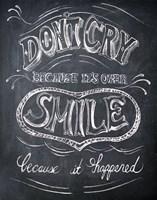 Smile - Mini Fine-Art Print