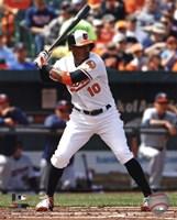 Adam Jones 2013 baseball Fine-Art Print