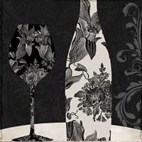 Vin Elegant I Fine-Art Print