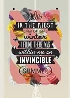 The Invincible Summer Fine-Art Print