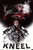 Man of Steel - Zod Wall Poster