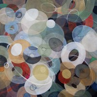 Circles 8 Fine-Art Print