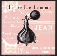 La Belle Femme III Fine-Art Print