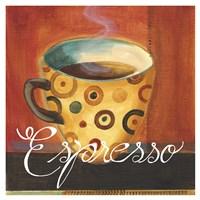 Espresso Dots Fine-Art Print