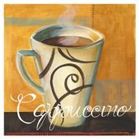 Cappucino Swirls Fine-Art Print