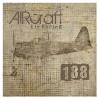 Aviation II - Mini Fine-Art Print