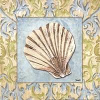 Sea Spa Bath I Fine-Art Print