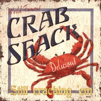 Crab Shack Fine-Art Print